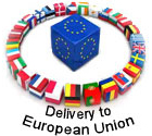 Shipping to all countries in the EU